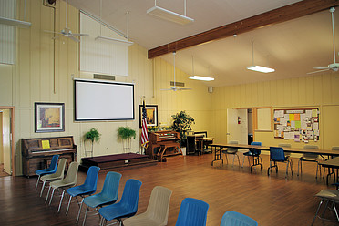 Community Meeting Hall and Event Room